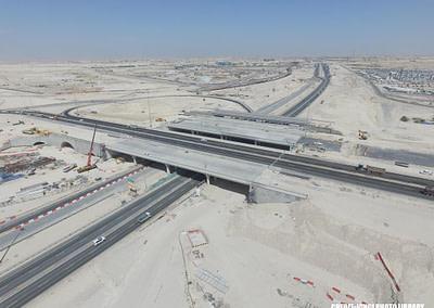 NEW ORBITAL HIGHWAY BRIDGE – QATAR